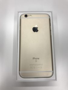 iphone6S背面