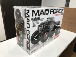マッドフォースクルーザー2.0 京商 エンジンラジコンカー