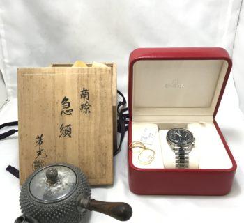 買取り堂 腕時計 骨董