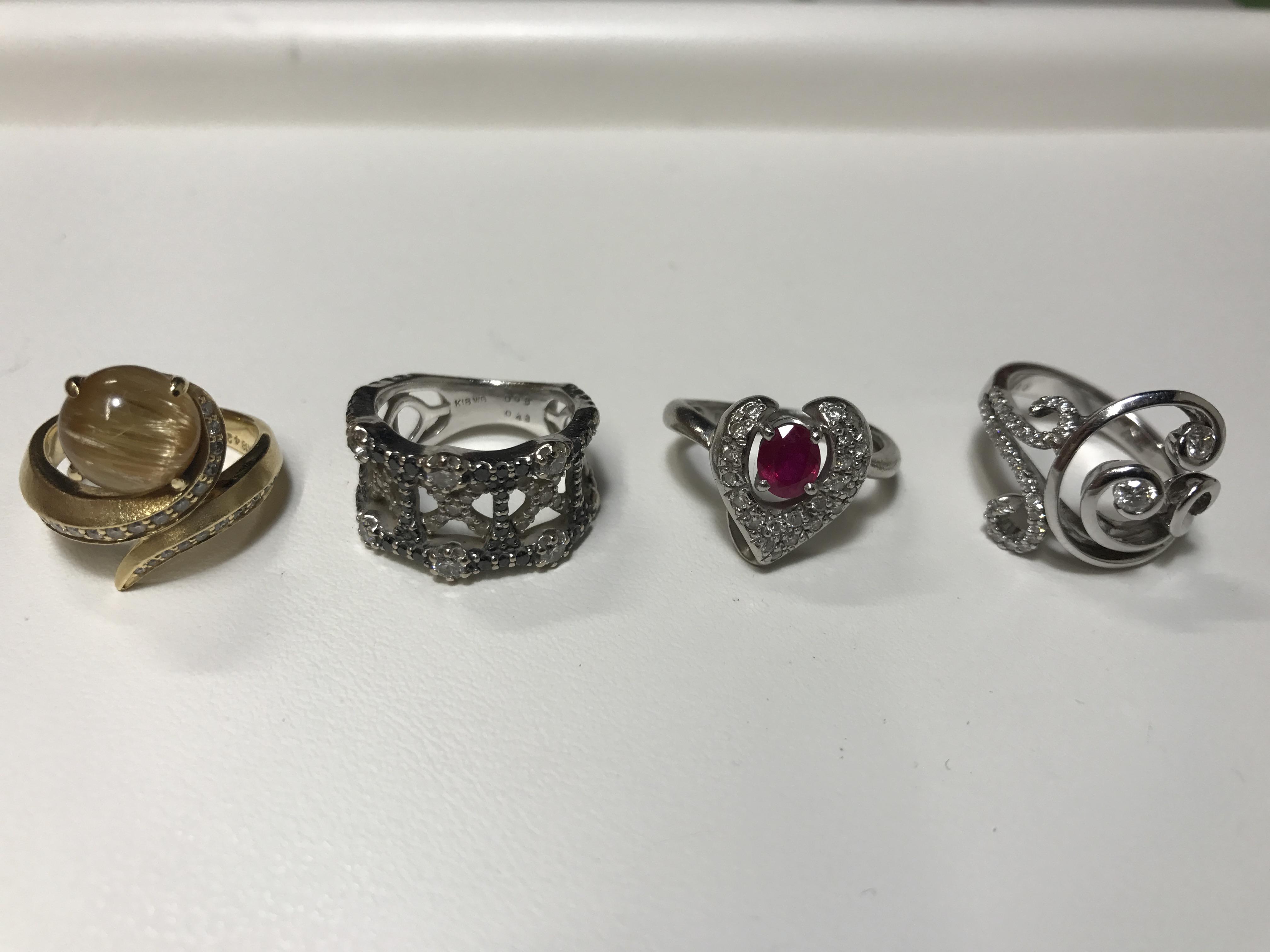 買取り堂 貴金属 リング 指輪