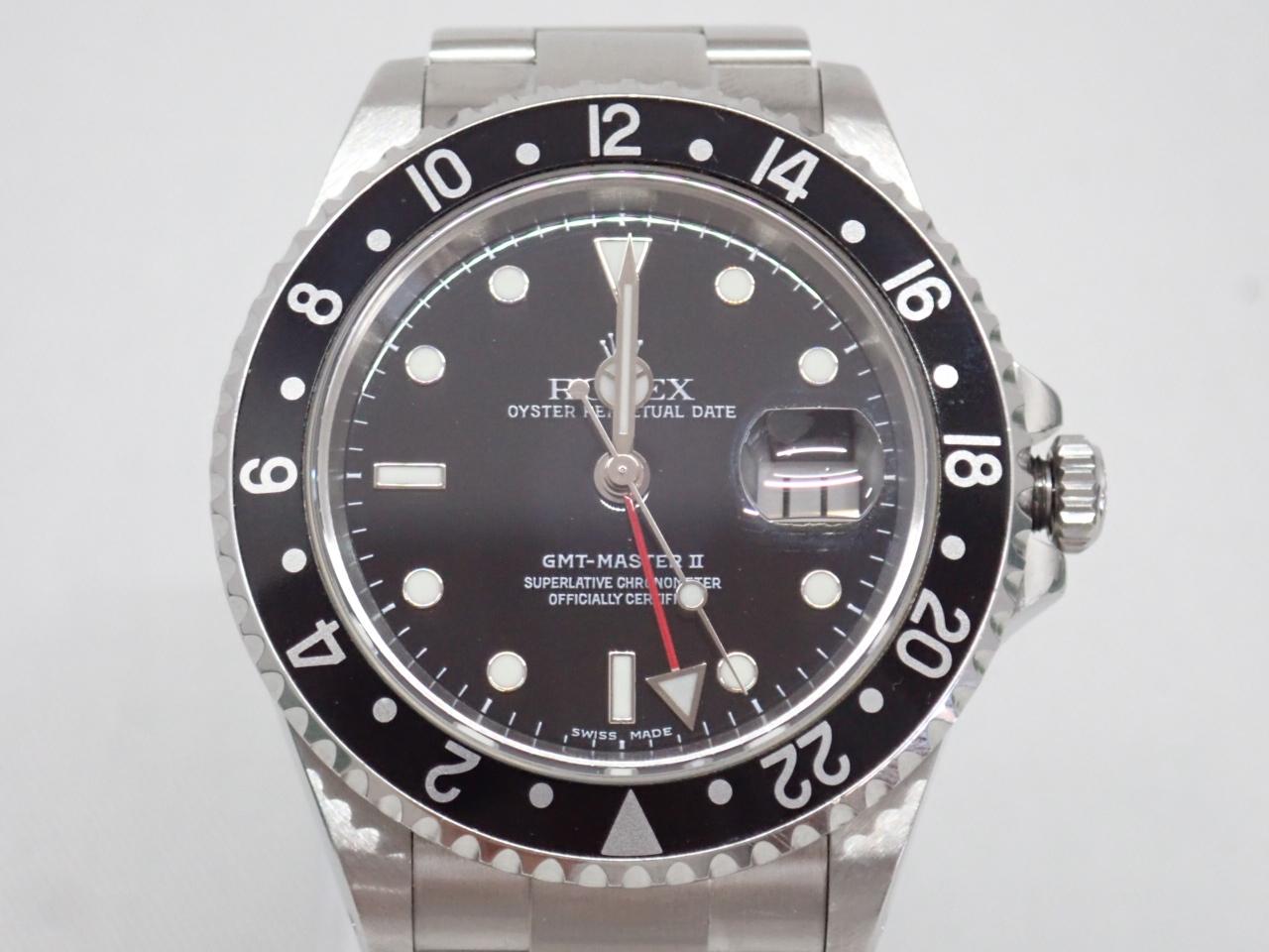 ROLEX GMTマスター2 16710