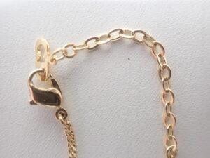 ネックレスのチェーン部分