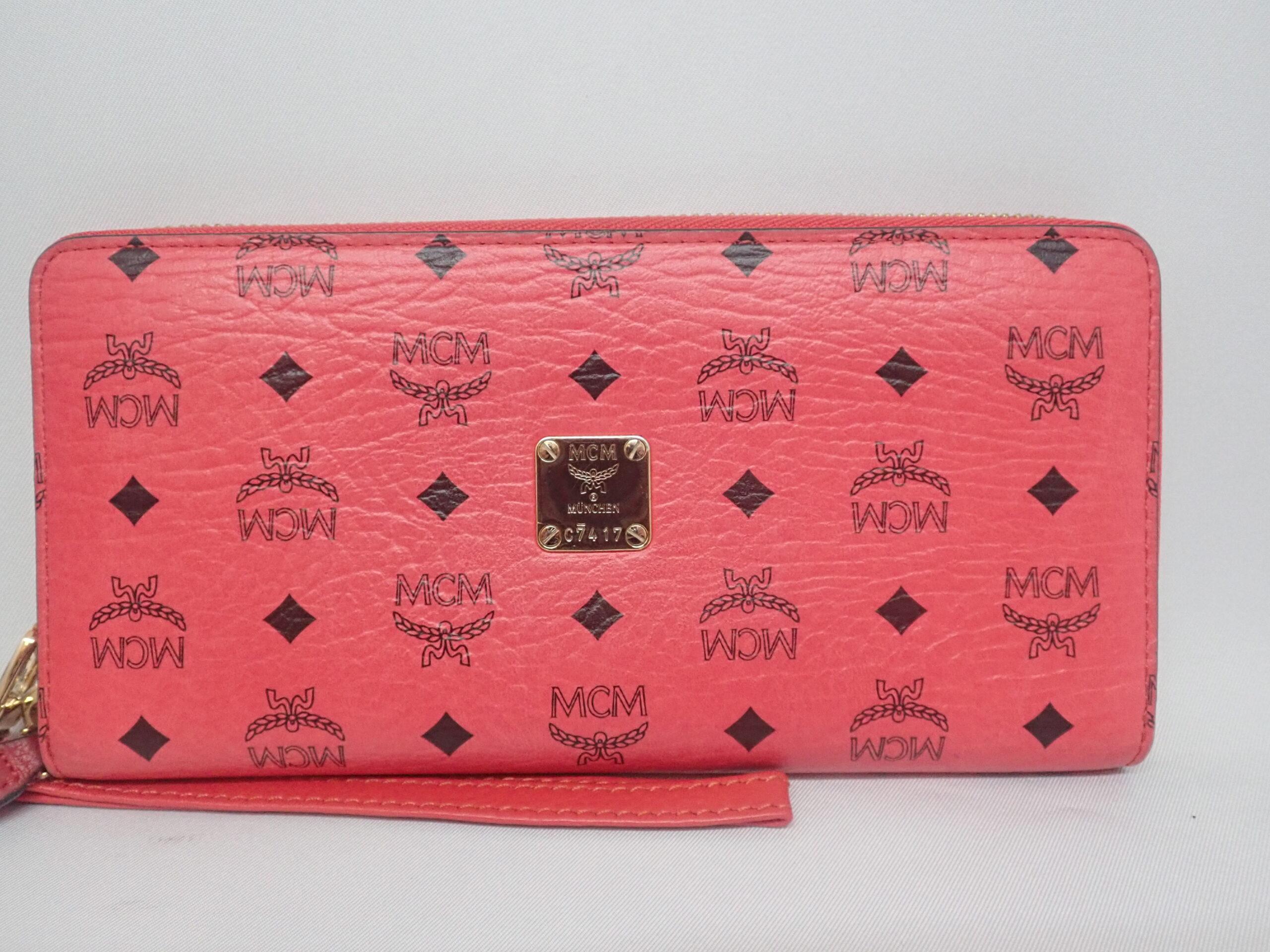 MCM長財布