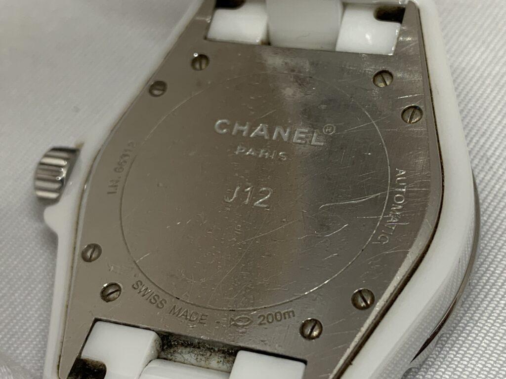 シャネル J12