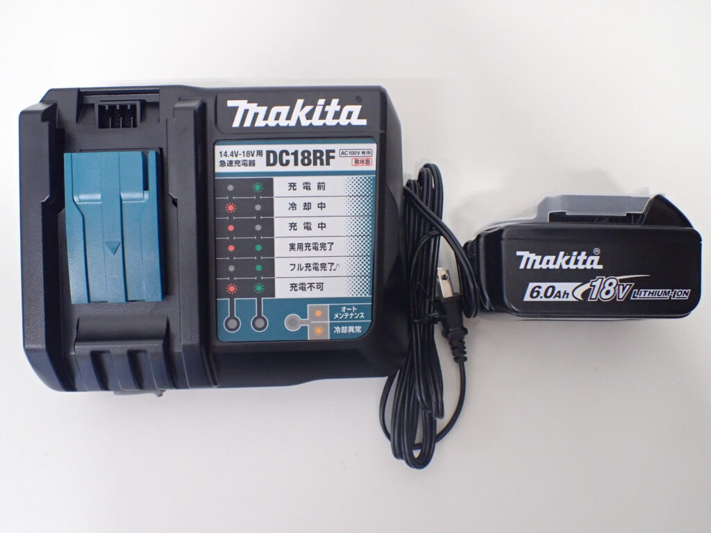 マキタ 充電式インパクトドライバTD172D