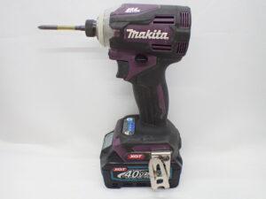 マキタ 充電式インパクトドライバ TD001G