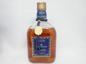 ウェッジウッド ブレンデッド スコッチウイスキー 21年